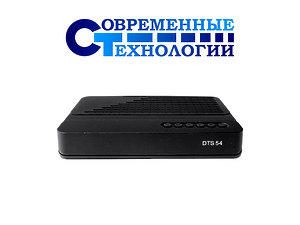 Триколор ТВ на один телевизор (ресивер DTS 54)