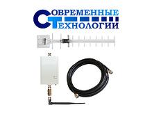 Усилитель репитер 3G 4G сигнала c установкой
